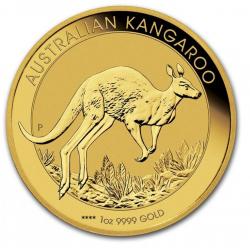 Nugget  Kangaroo 1 Ounce (Australia)