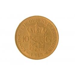 Tientjes 10 Gulden Florin (Hollande)