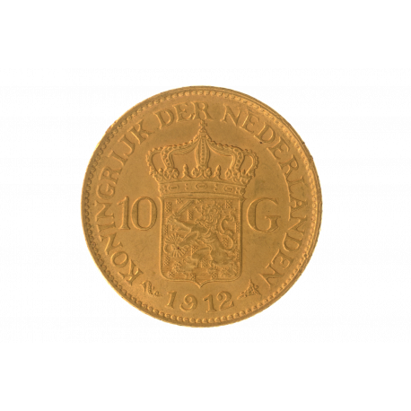 Tientjes 10 Gulden (Hollande)