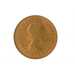 Souverain Nouveau Elisabeth II 2 (Royaume-Uni)