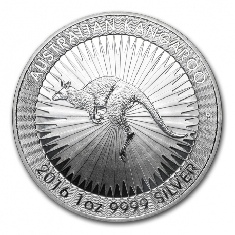 Nugget en argent 1 Oz (25 minimum)