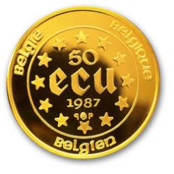 50 Ecu (Belgium)