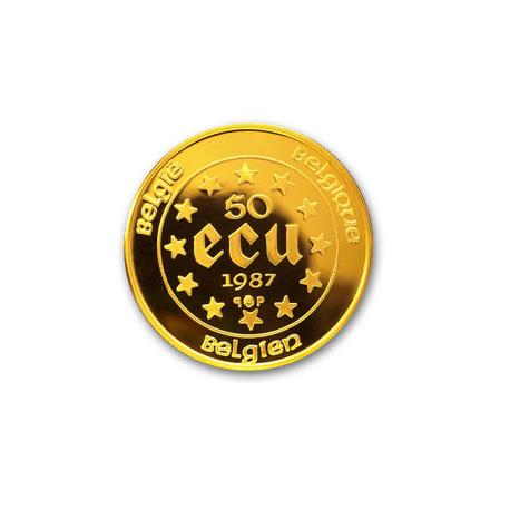 50 Ecus (Belgique)