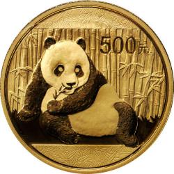 Panda  1 Ounce (China)