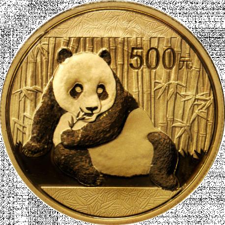 Panda  1 Once (Chine)