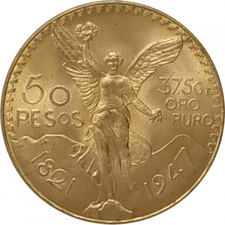 50 Pesos (Mexique)