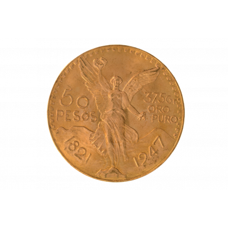 50 Pesos (Mexique)