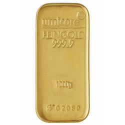 1 kilo goud