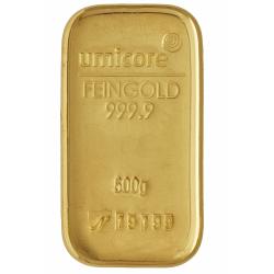 500 gr. goudbaar