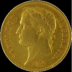 Napoléon 40 Francs (France)