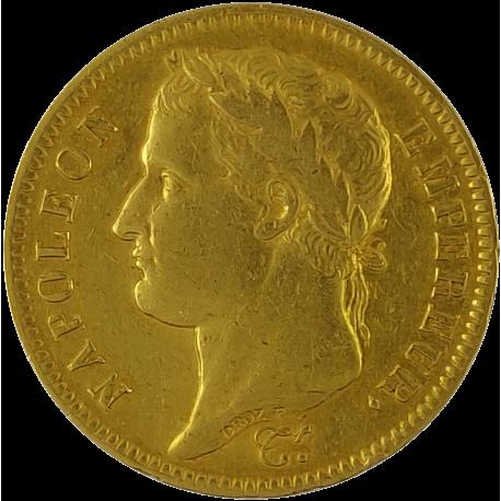 40 FR Franc Napoleon (France)