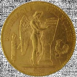 100 Frank Napoleon (Frankrijk)