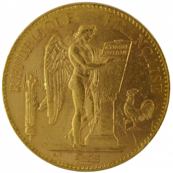 100 Franc Napoleon (France)