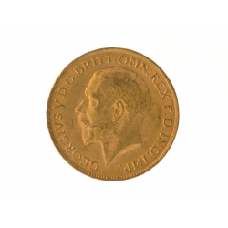 Trade in a Kilo of gold for 132 Old British Sovereigns (3.4%)