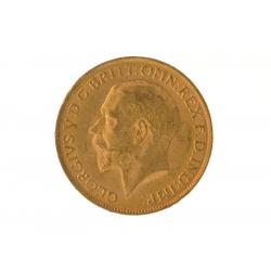 Wissel u kilo goud tegen 132 Oud Britse Pond / Sovereign (3.4%)