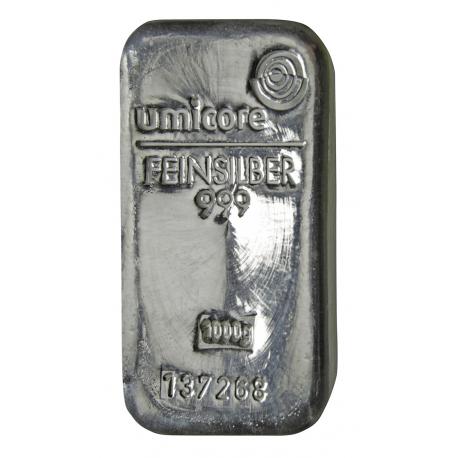 1 kilo zilver Umicore