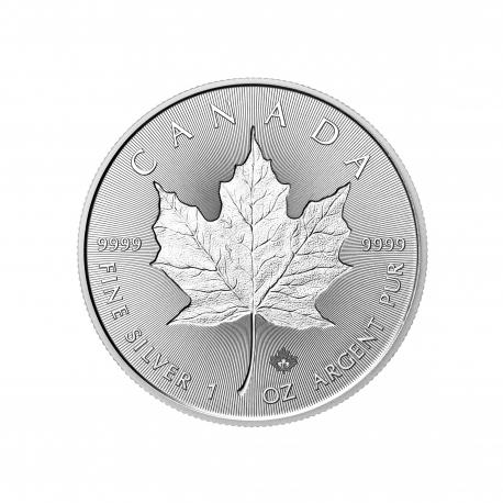1 Oz Silver Maple (25 pc min)