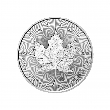 1 Oz Silver Maple (25 pc min)