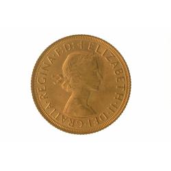 Échangez votre KILO d'or contre 133 Souverains Elisabeth II (2.65%)