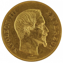 50 Frank Napoleon (Frankrijk)