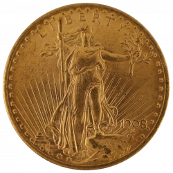 20 Dollars St Gaudens 20$ (USA)
