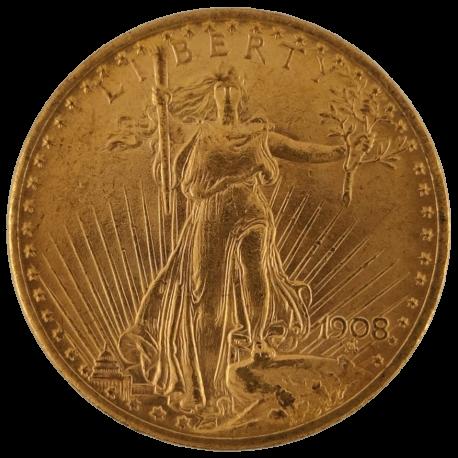 20 Dollars St Gaudens (USA)