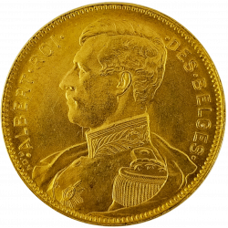 20 francs Albert Premier (België)