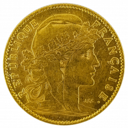 Napoléon 10 Francs (Frankrijk)