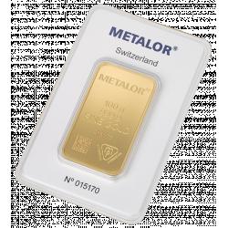 100 gr. Gold Bar