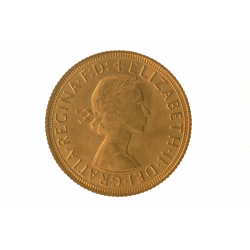 Trade in a Kilo of gold for 132 British Sovereigns Elisabeth II (3.4%)