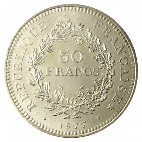 5 Francs in silver (France)