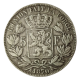 5 Francs in silver (Belgium)
