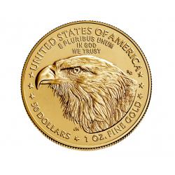 Eagle 1 Ounce 50$ (USA) New Type 2021