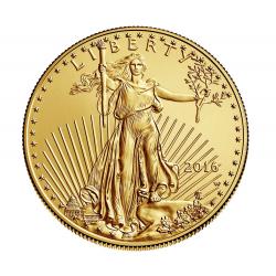 Eagle 1 Ounce 50$ (USA)