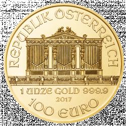 Philarmonique  1 Ounce (Oostenrijk)