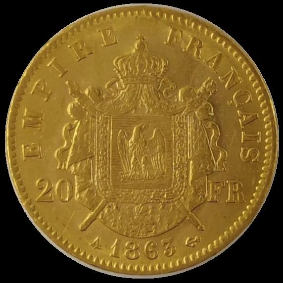 20F Napoléons