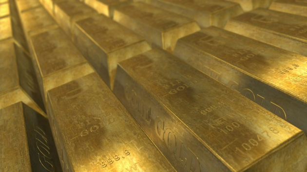 Goud hervat zijn rol van veilige haven