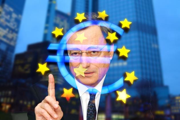 Mario Draghi shakes the markets